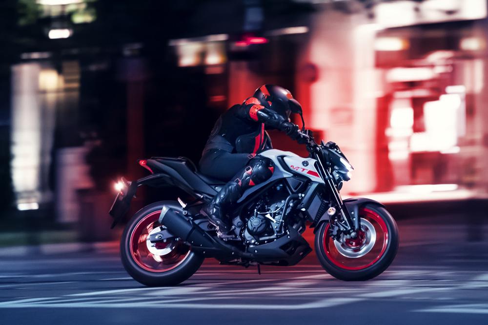 La Yamaha MT 03 2020 llegará a las tiendas el próximo mes de diciembre