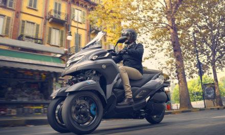 Yamaha Tricity 300, también para el carnet B