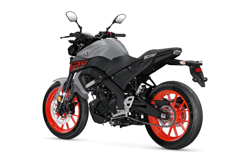 Yamaha MT 125 2020