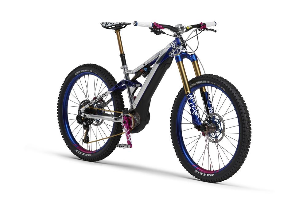 E Bike Yamaha YPJ YZ de montaña