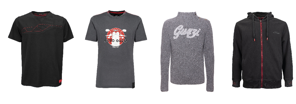 Camisetas sudaderas Moto Guzzi Black Friday