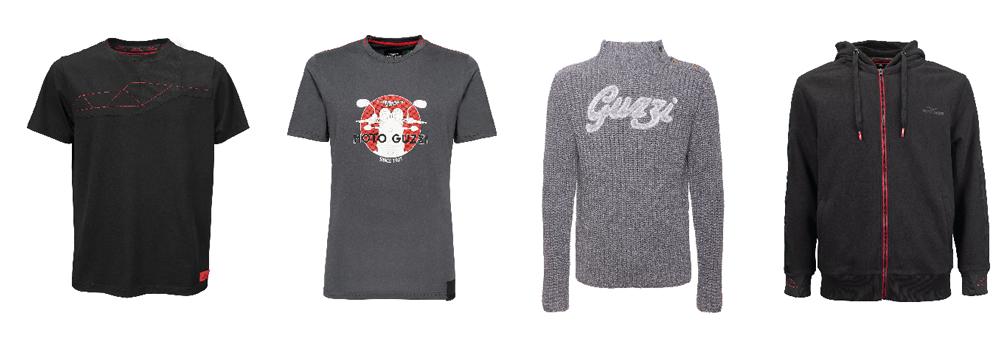 Camisetas sudaderas Moto Guzzi Black Friday