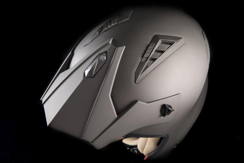 Casco jet Minicross de Astone Helmets
