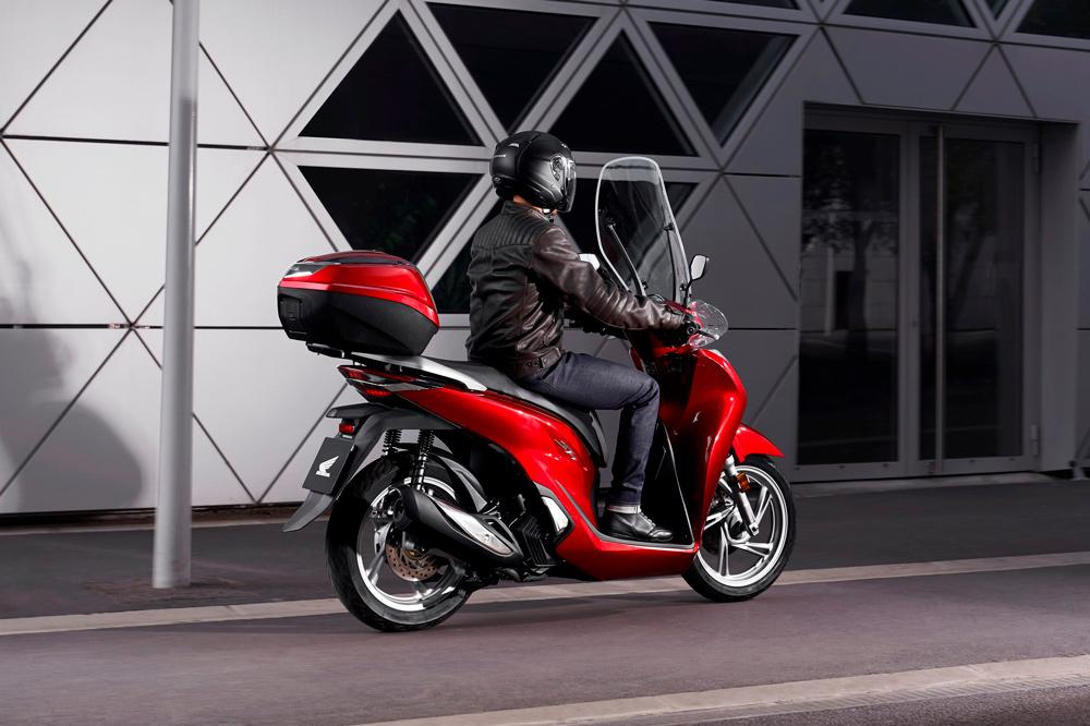 El Honda SH 125 Scoopy 2020 prácticamente es un scooter nuevo