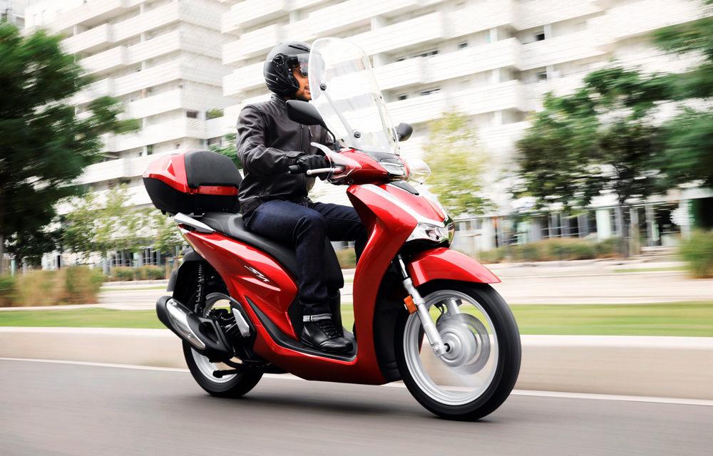 Honda SH 125 Scoopy 2020: Un scooter siempre joven