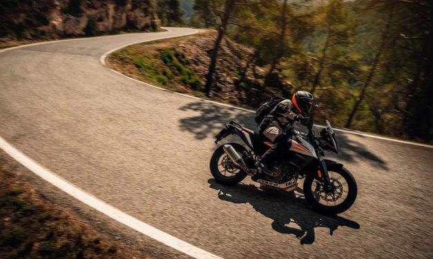 KTM 390 Adventure, nueva moto trail para el carnet A2