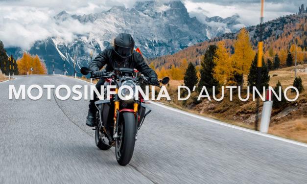 Motosinfonía de otoño de MV Agusta, un vídeo que no te dejará indiferente