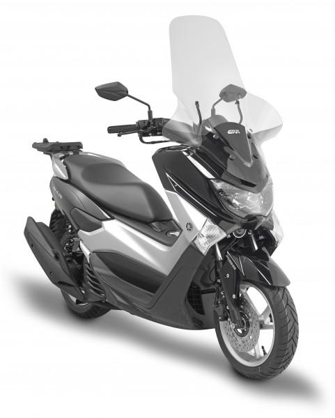 Kit de accesorios Givi para la Yamaha N-Max 125