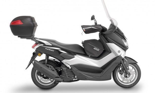 Kit de accesorios para la Yamaha N-Max 125 de Givi