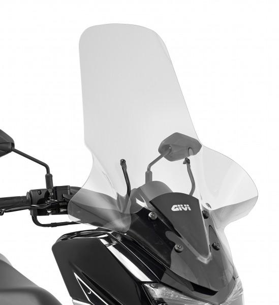 Parabrisas 2123DT para la Yamaha N-Max 125