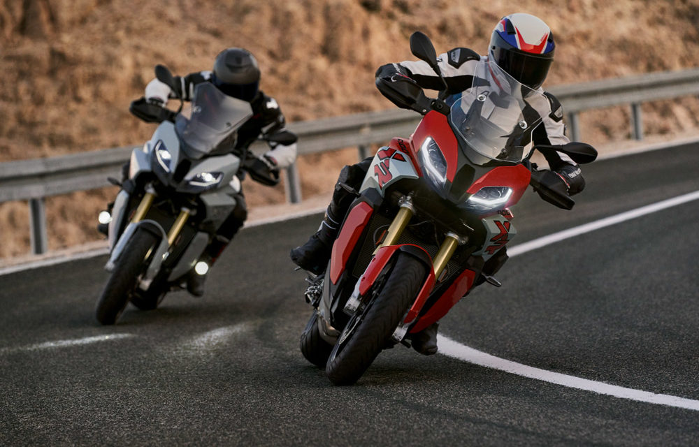 BMW S 1000 XR: Adventure Sport