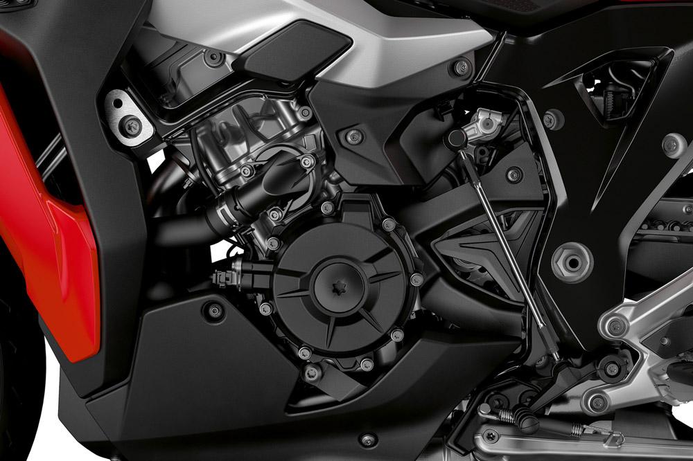 Motor de la BMW S 1000 XR 2020