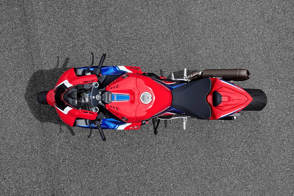 Honda CBR 1000 RR-R Fireblade 2020