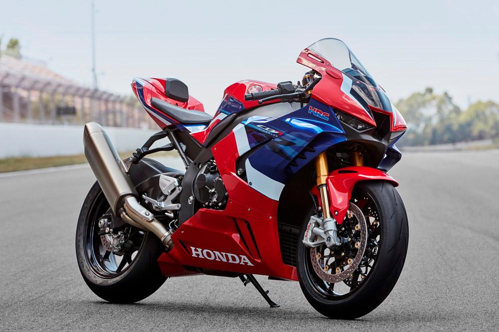 Honda CBR 1000 RR-R 2020 Fireblade