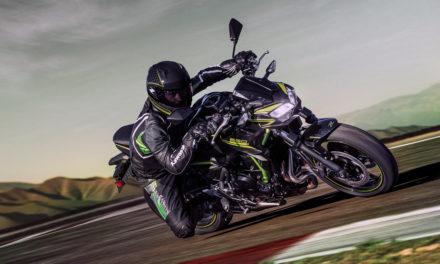 Kawasaki Z 650 2020: La moto naked de peso medio