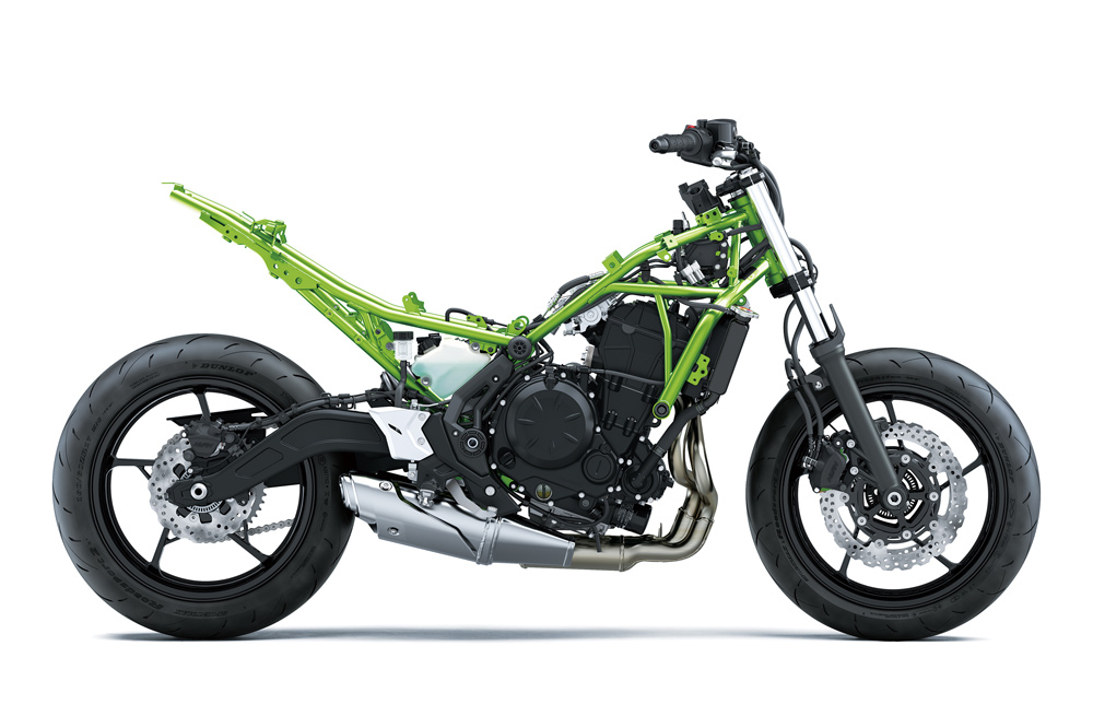 Kawasaki Z 650 2020