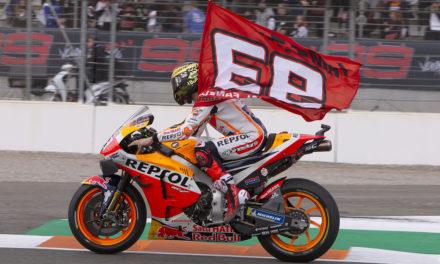 Marc Márquez gana y Lorenzo cuelga las botas: Gran Premio de Valencia 2019