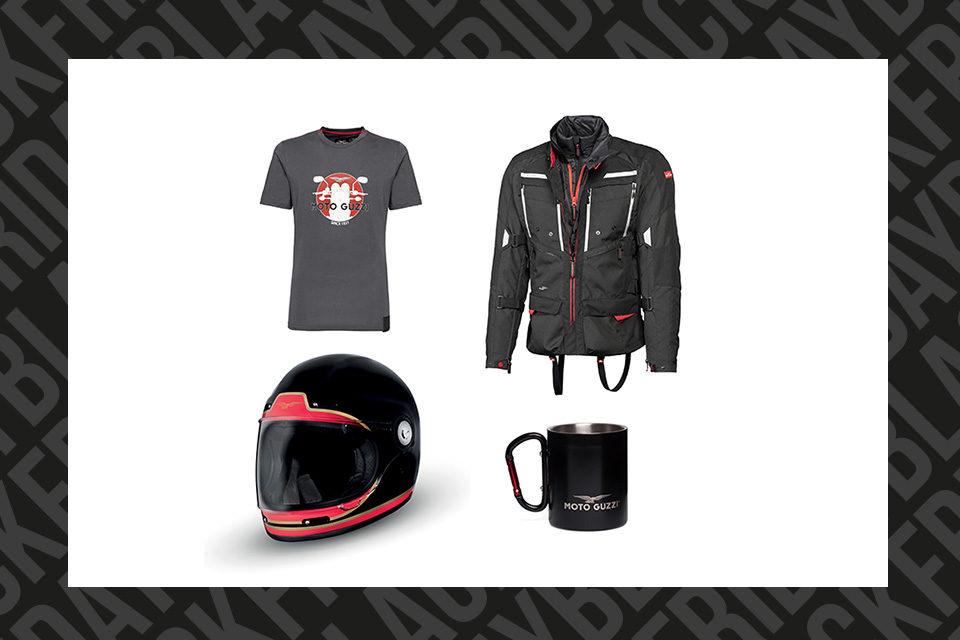 Black Friday Moto Guzzi y Vespa