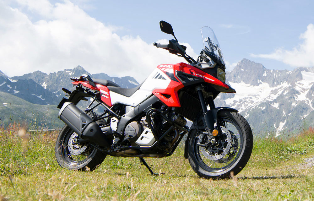 Ya puedes reservar la Suzuki V Strom 1050