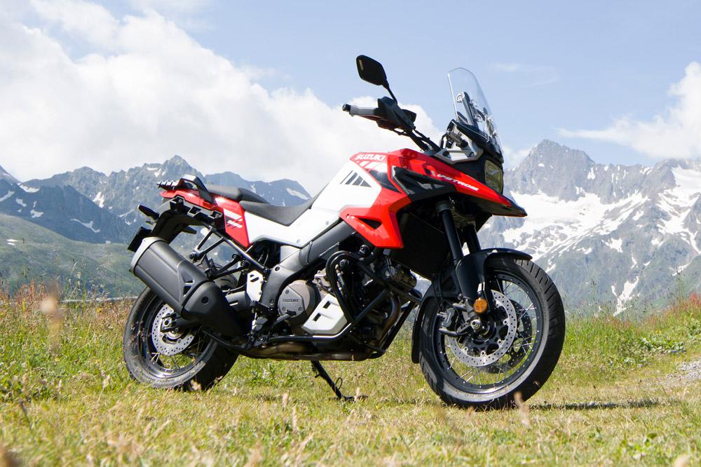 Suzuki DL 1000 V Strom 1050 2020