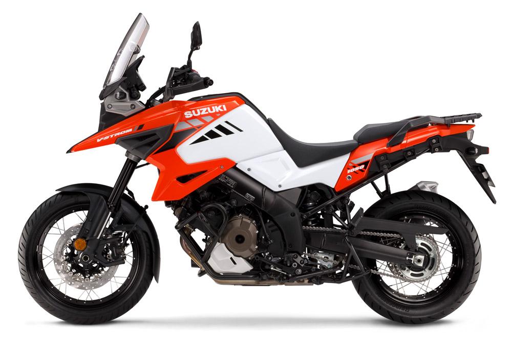 Suzuki DL 1050 V Strom 2020