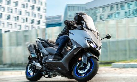 Yamaha T Max 560 2020: Más potente