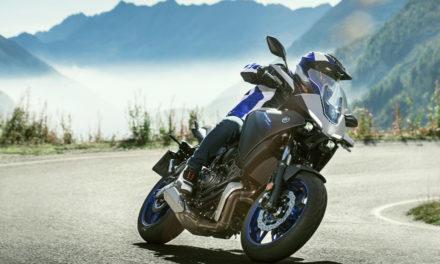 Yamaha Tracer 700 2020, una moto trail turismo multiusos