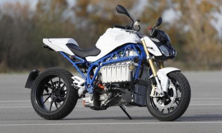 BMW E Power Roadster, las motos alemanas avanzan hacia su futuro