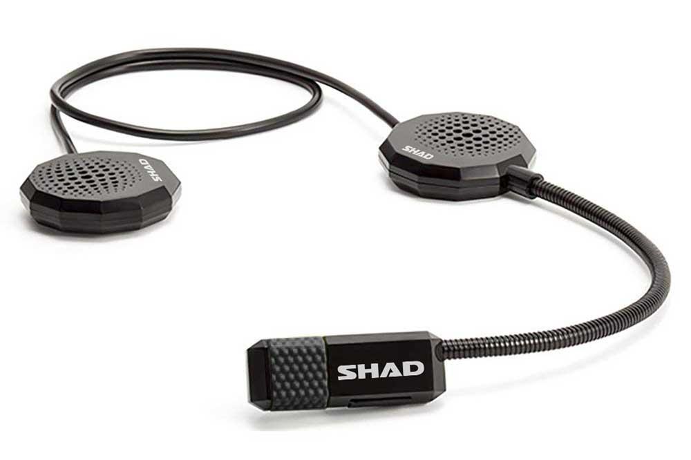 Intercomunicador Bluetooth UC03_X0UC03 de SHAD