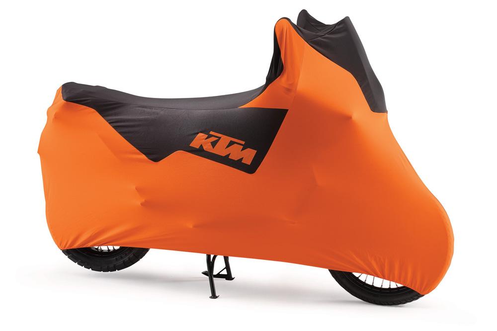 Una buena funda puede ser un perfecto aliado para guardar nuestra moto por un periodo prolongado de tiempo