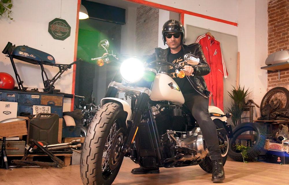 Consejos para guardar tu moto por un largo período de tiempo