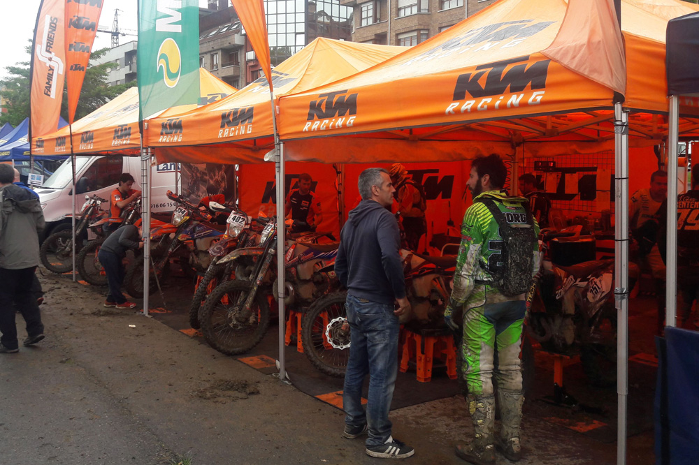 KTM Family and Friends