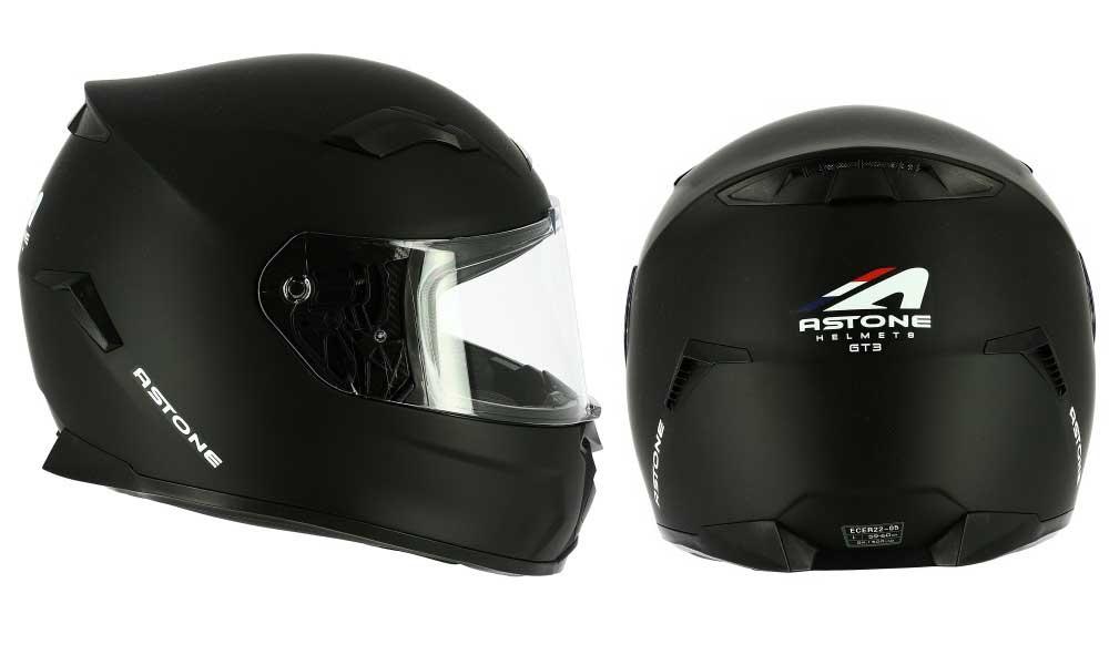 Casco integral GT3 de Astone Helmets