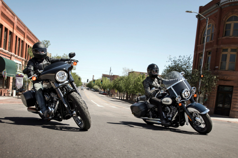Harley-Davidson 3 caminos a un mismo destino
