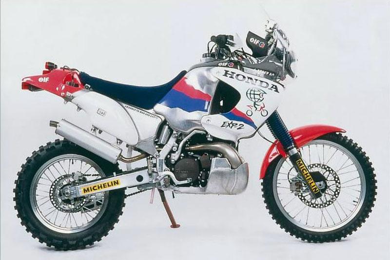Honda EXP2
