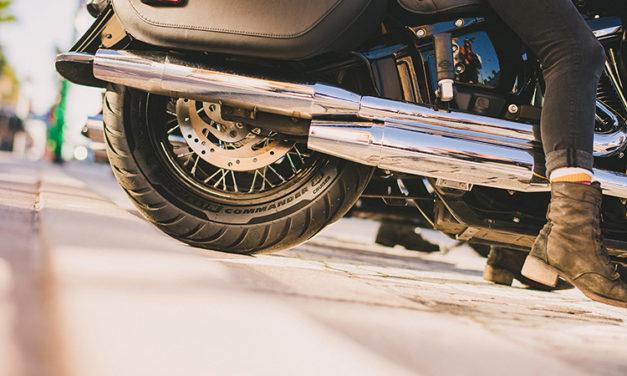 Michelin Commander III, lo último para motos custom
