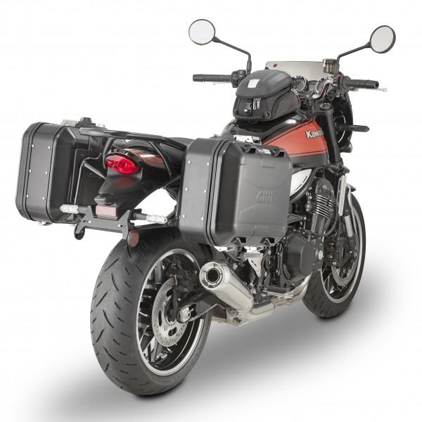 Kit accesorios Givi para la Kawasaki Z 900 RS