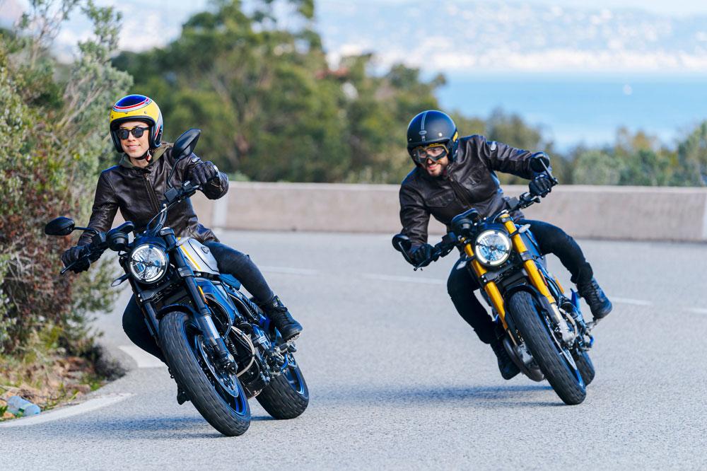 Ducati Scrambler 1100 Pro y Sport Pro