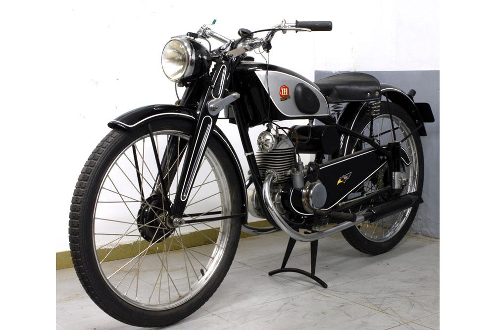 Montesa A45 de 1945