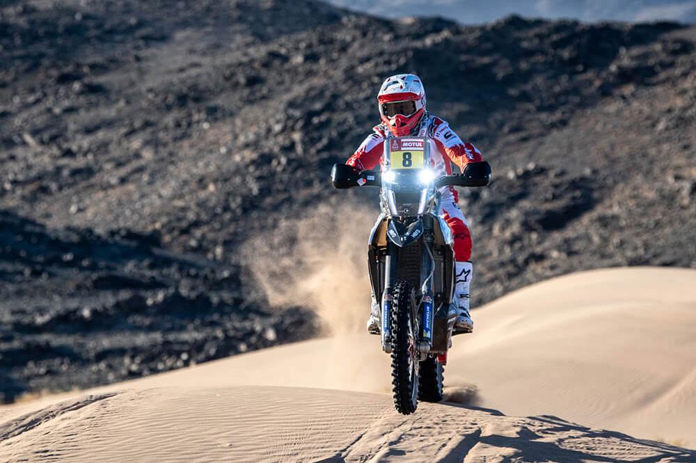 Paulo Gonçalves, Rally Dakar 2020