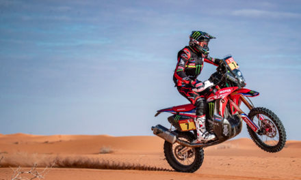Honda recupera el trono del Rally Dakar, después de 30 años