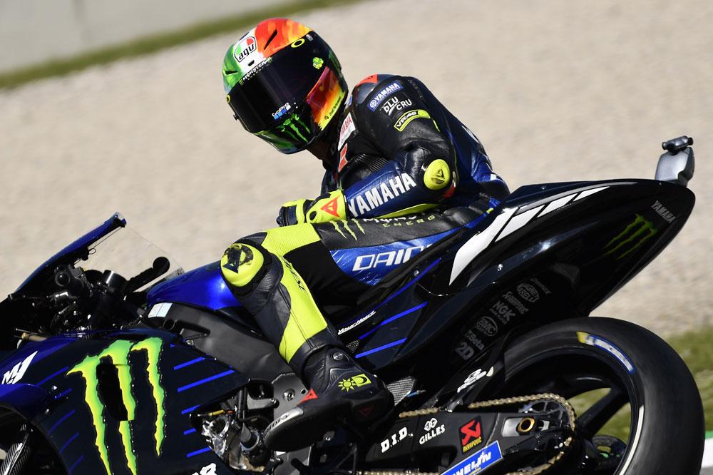 Valentino Rossi necesita probarse este año para decidir si en 2021 continuará