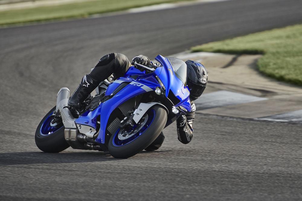 La Yamaha YZF R1 2020 ya supera las normativas Euro 5