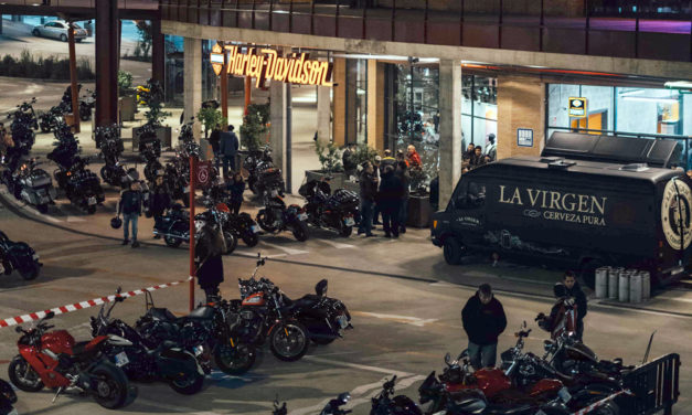 Nuevo concesionario Harley-Davidson en el Centro Comercial X-Madrid