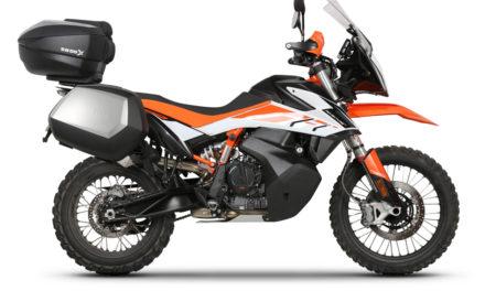 SHAD equipa tu KTM 790 Adventure R