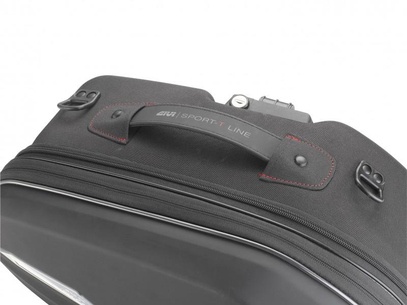Alforjas laterales Easylock extensibles ST609 de Givi