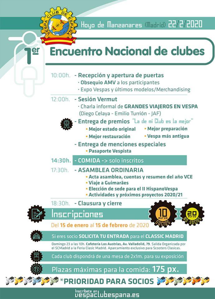 Vespa Club 1
