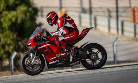 La Ducati Panigale V4 Superleggera, en vídeo