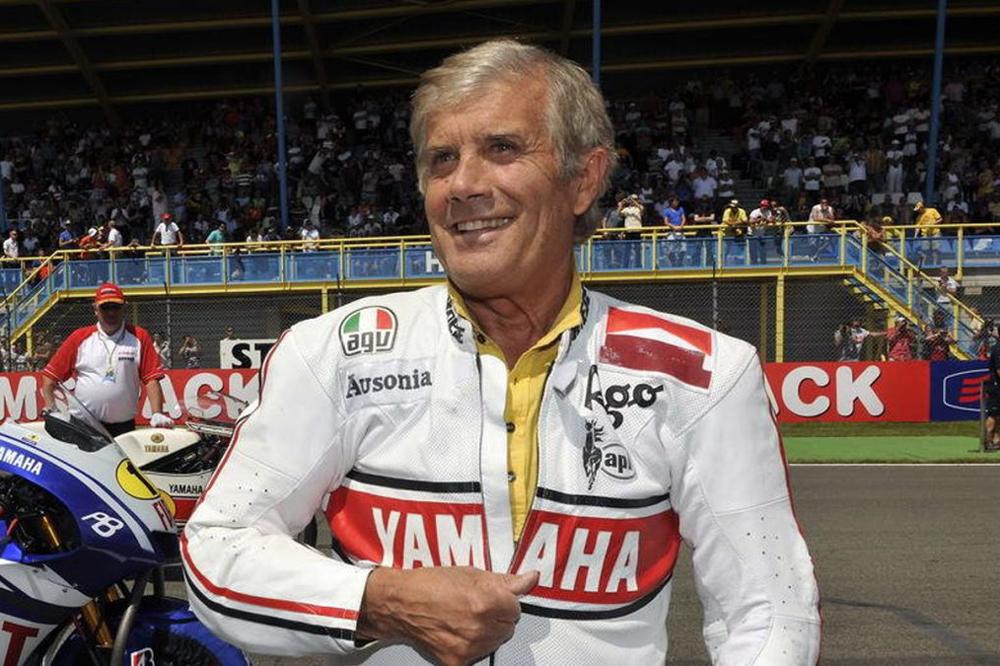 Giacomo Agostini estará en Motorama 2020