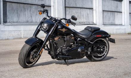 La Harley Davidson Fat Boy cumple 30 años